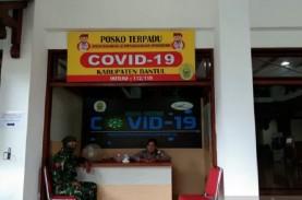Tren Kasus Covid-19 di Bantul Turun