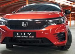 Honda City Hatchback RS Produksi Akhir Maret, Distribusi April