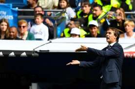 Lopetegui Anggap Wasit Laga Barcelona vs Sevilla Berat…