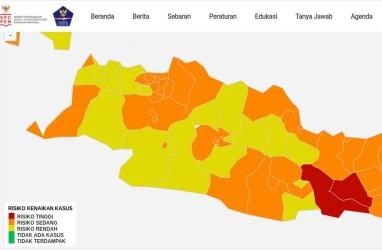 Evaluasi PPKM Mikro di Banten, Begini Hasilnya