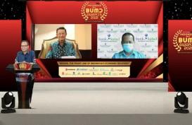 Bank Kalsel Raih Penghargaan Indonesia Best BUMD Awards 2021 Atas Upaya Pemulihan Ekonomi Nasional