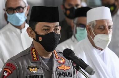 3 Polisi Diduga Terkait Penembakan 6 FPI, Polri Belum Pikirkan Sanksi