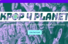 Platform Kpop4Planet Ajak Fans Kpop Pahami Isu Perubahan Iklim