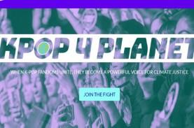 Platform Kpop4Planet Ajak Fans Kpop Pahami Isu Perubahan…