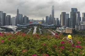China Waspadai Gelembung Sektor Properti & Pasar Keuangan…