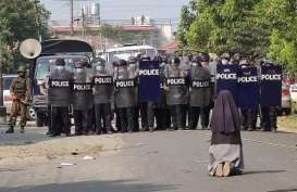 Setelah 38 Orang Tewas, Hari Ini Militer Myanmar Masih Tembaki Pendemo