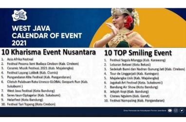 West Java Calendar Event 2021 Tak Abaikan Protokol Kesehatan