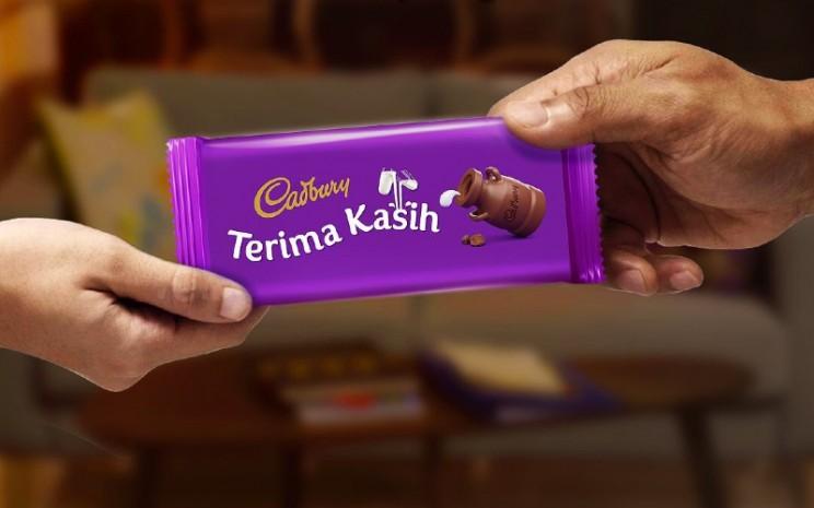 Cadbury mengajak masyarakat untuk memaknai rasa syukur dan ungkapan terima kasih.  - Cadbury