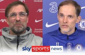 Prediksi Liverpool vs Chelsea: Klopp Vs Tuchel, Siapa Menang?