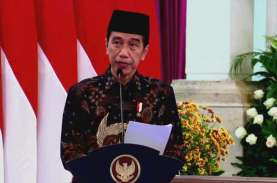 Jokowi Minta Sektor Perdagangan Dorong Pemulihan Ekonomi