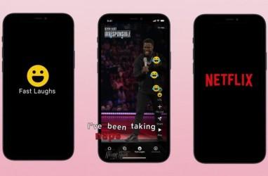 Kenalkan Fast Laughs, Fitur Video Netflix Serupa TikTok