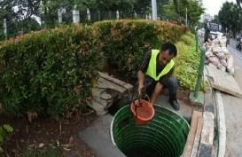 Anies Bungkam Ditanya soal Saham Bir dan Sumur Resapan Dekat Jalan Layang