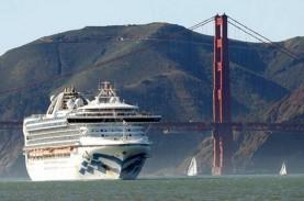 Lebih dari 82.000 Orang Naik Kapal Pesiar 'Cruises…