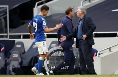 Everton Bakal Mati-matian Demi Lolos ke Zona Eropa