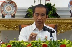 Jokowi Jengkel Proyek Pemerintah Masih Pakai Produk…