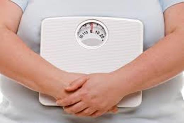 Angka pada timbangan badan jadi indikator bagi seseorang menentukan obesitas.  - Istimewa