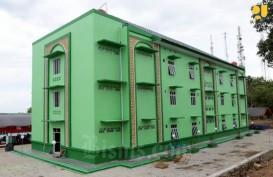 Kementerian PUPR Mulai Bangun Rusun Pondok Pesantren di Kampar