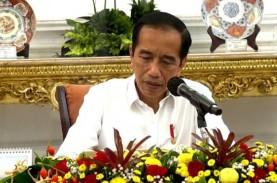 Gaungkan Benci Produk Asing, Jokowi: RI Bukan Bangsa…