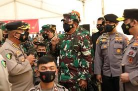 Panglima TNI Ingatkan Vaksin Covid-19 Bukan Senjata…