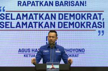 Jadi Ketum Demokrat Versi KLB, AHY: Moeldoko Ingkari Omongan Sendiri