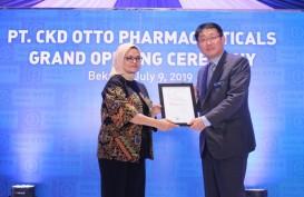 CKD OTTO Pharma Kirim Bibit Obat Kanker ke Aljazair