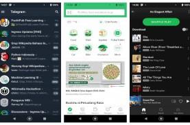 PERANGKAT LUNAK : Koleksi Aplikasi Wajib di Ponsel…
