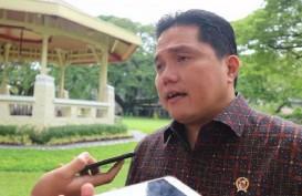 Erick Thohir Kode Sunset Bisnis SPBU & Penutupan Cabang Bank