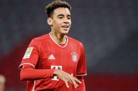 Jamal Musiala Teken Kontrak 5 Tahun di Bayern Mucnhen