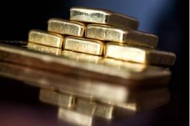 Duh! Dolar & Obligasi AS Bikin Harga Emas Turun Lagi…
