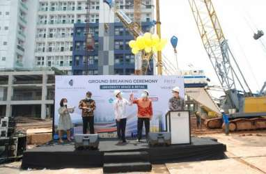 Pembangunan Kingland Avenue di Serpong Tangerang Dipercepat