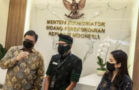 Airlangga Hartarto Maju Pilpres 2024 Dibahas pada Rapimnas Golkar