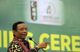 Mahfud: Sejak Era Mega dan SBY, Pemerintah Tak Pernah…