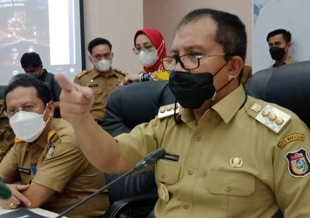 Makassar Mengalokasikan Rp370 Miliar Atasi Covid-19