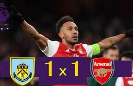 Hasil Liga Inggris: Blunder Fatal Granit Xhaka Bikin Arsenal Seri