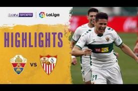 Hasil Liga Spanyol: Kejutan, Sevilla Tumbang di Tangan…