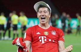 Hasil Munchen Vs Dortmund: Hattrick Lewandowski Hancurkan Dortmund