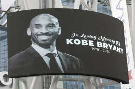 NBA Tolak Usulan Jadikan Kobe Bryant Sebagai Logo…
