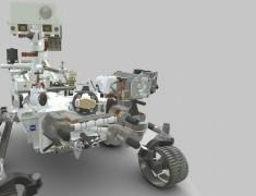 Mobil Robotik NASA Mulai Menjelajahi Planet Mars