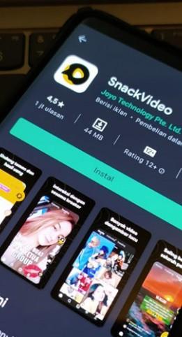 Waspada, Aplikasi Serupa Snack Video Bisa Kembali Hadir di Indonesia