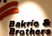 Logo PT Bakrie & Brothers Tbk. (BNBR). /Bisnis.com.