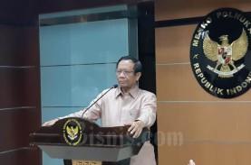 Mahfud: Jokowi Tak Pernah Dorong Moeldoko Jadi Ketum…