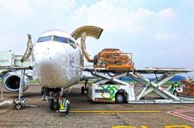 Garuda Buka Jalur Kargo Khusus, Rute Terbarunya Surabaya…