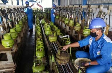 Kerja Sama dengan ADNOC, Pertamina : Pasokan LPG Nasional Aman