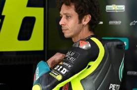 Valentino Rossi Jalani Debut Bersama Petronas Yamaha