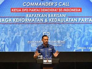 AHY Bersama DPD Demokrat di 34 Provinsi Menolak KLB Yang Berlangsung di Deli Serdang