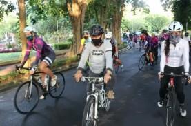 Wanita Bersepeda, Menjaga Imun Tubuh dan Bangkitkan…