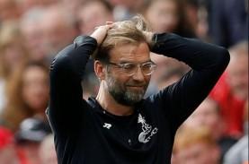 Hasil Liga Inggris: Takluk Lagi, Liverpool Kalah Enam…