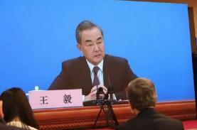 Wang Yi Sebut China Serius Bantu Indonesia Jadi Pusat…