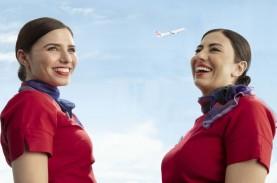 Virgin Australia Berancang-ancang Layani Penerbangan…