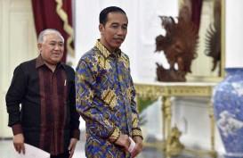 Din Syamsuddin: Moeldoko Layak Dipecat Jokowi